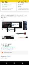 Rádio de carro ucb dd130