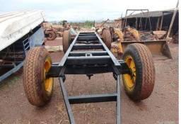 Carreta Agricola Tanque (Usada) / Chassi (Usado)