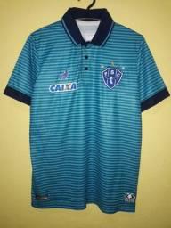 Camisa do Paysandu polo viagem