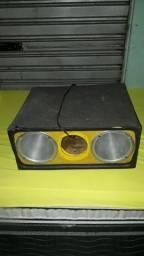 Capetinha c/2 cornetas D250X selênio