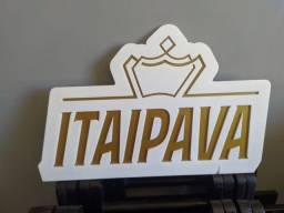 Placa Decorativa Bar