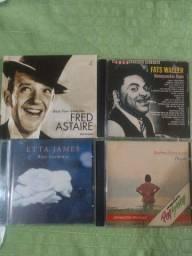 Combo cds - Fred Astaire, Etta James, Barbra Streisand, Fats Waller