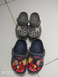 Sandálias infantil crocs