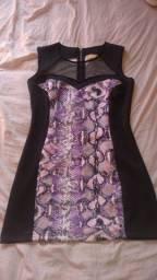 Lindo Vestido usado só uma vez,tamanho M