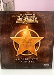 Box Cavaleiros do Zodíaco - A saga de Hades Completa