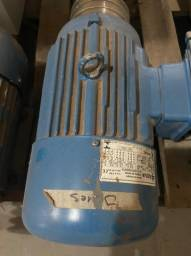 Motor Trifásico 5cv 2 polos blindado - Nova Motores - seminovo