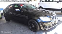Mercedes c200 compressora 2009