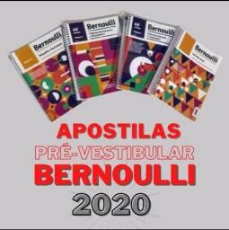 Apostilas Bernoulli 2020 - 4V