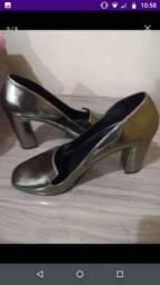Sapato Georgia chumbo