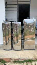 Bebedouro de coluna com Filtro purificador de água Libell NOVO