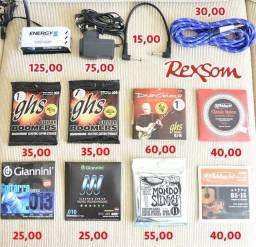 Fonte 1000mA p 6 pedal de guitarra Nova Rexsom boss mooer fuhrmann nux joyo