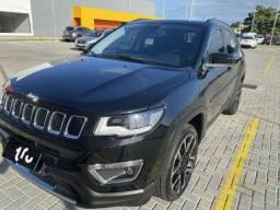 Jeep Compass Limited 2.0 2019/2020 - Cor Preto 16.500 KM
