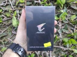 SSD M.2 256GB Gigabyte Aorus RGB Nvme -3.100MB/s