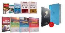 Kit 10 livros para teologia
