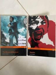 Livros de leitura em inglês 25,00 cada