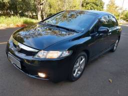 New Civic LXS 1.8 flex automático 2009
