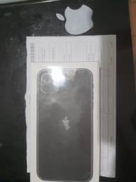 iPhone 11 64gb - Preto - Lacrado - Nota Fiscal