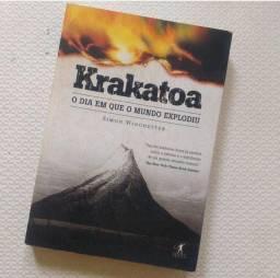Livro Krakatoa