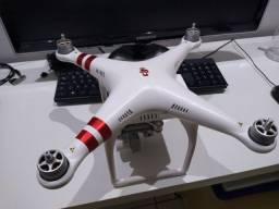 Drone Phantom 3 Standard. (Avalio trocas em iPhone).