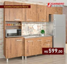 Cozinha Compacta Gloria