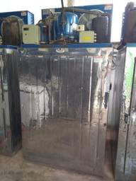 Maquina Fabrica de Gelo 50 Barras