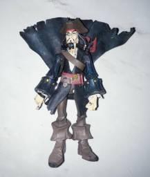 Boneco Jack Sparrow de Piratas do Caribe