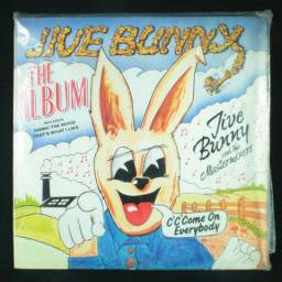 Lp Jive Bunny And The Mastermixers