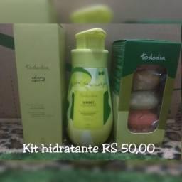 Kit hidratante