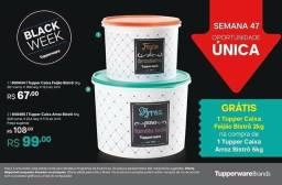 Promoções bombásticas tupperware