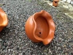 Vaso deitado (ver descrição)