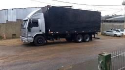 Ford cargo truck baú ano 1990 - 1990