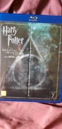 Blu-ray coleção Harry Potter