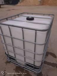 Container - caixa d'agua 1000L novo