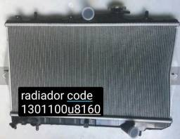 Radiador de agua do jac j3