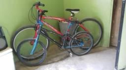 Vendo duas bicicleta