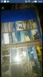 Vendo coleção de 500 cartões telefônicos