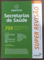 Livro Questões Comentadas Odontologia Secretarias de Saúde