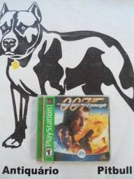 007 the world is not enough original playstation 1