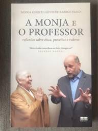 Livro A monja e o Professor