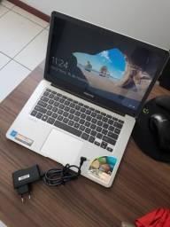 Notebook Positivo Motion Q232A com carregador