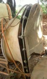Turbina pulverizador