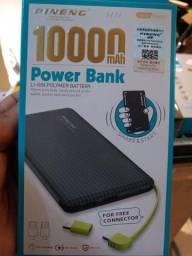 Carregador Power Bank Pineng 10000MAH