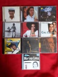 CDs de MPB