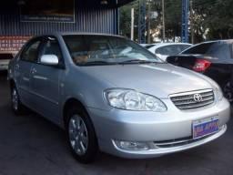 Toyota Corolla xei 1.8 2008 automático - 2008