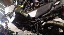 Moto P/ Retiradas Peças/sucata Triumph Tiger 1200 Ano 2017