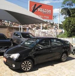 Toyota Etios 2015 1.5 Platinum Sedan Unico Dono Emplacado - 2015