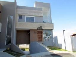 Sobrado Residencial à venda, Campo Comprido, Curitiba - SO0378.