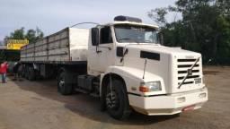 Volvo nl 10 340 ótimo de mecânica pneus aceito troca por Truck - 1991