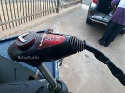 Motor elétrico pedal p/ lancha- vende- só está semana - 2014