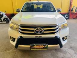 Toyota hilux srv 2016 semi nova.na amazônia repasse falar com wemerson - 2016
